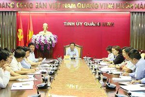 Hợp nhất các cơ quan thông tin, báo chí tỉnh Quảng Ninh