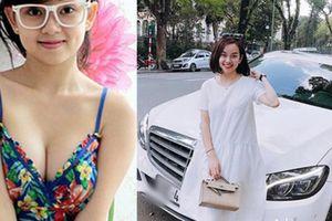 Hot girl 'Nhật ký Vàng Anh' là tình cũ cầu thủ đào hoa nhất showbiz, đổi xe như đổi áo