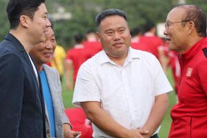 Huyền thoại bắn súng Hàn Quốc gặp gỡ đội tuyển Việt Nam