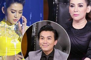 Phi Nhung ghen tị hot girl công khai 'tỏ tình' với Mạnh Quỳnh trên sóng