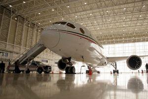 Mục sở thị máy bay Boeing Tân Tổng thống Mexico vừa rao bán