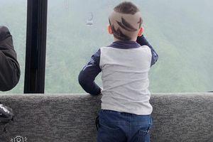 Cậu bé 'chất chơi nhất Việt Nam', 4 tuổi sở hữu hàng chục kiểu tóc có một không hai