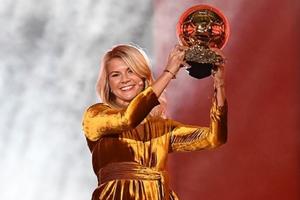 France Football: Lần đầu tiên có giải Quả bóng vàng dành cho nữ cầu thủ
