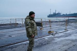 Ukraine: Nga đã 'mở lại một phần' cảng biển Azov