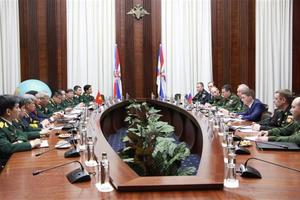 Hợp tác quốc phòng Nga – Việt tiếp tục là trụ cột và được ưu tiên phát triển