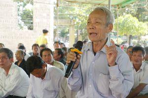 Bình Định tạm dừng dự án nhà máy điện mặt trời để lấy ý kiến dân