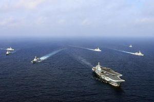Trung Quốc tăng cường tuần tra gần Đài Loan