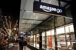 Amazon triển khai cửa hàng tạp hóa không thu ngân