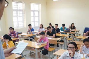 Bộ Giáo dục - Đào tạo chính thức công bố phương án thi THPT quốc gia 2019