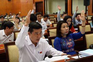 Lần đầu tiên, một số đại biểu HĐND TP.HCM được lấy phiếu tín nhiệm