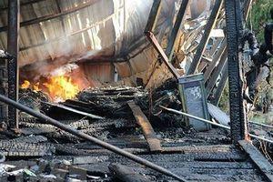 Hải Phòng: Cố ý gây hỏa hoạn để 'ép' di dời công trình xây dựng?