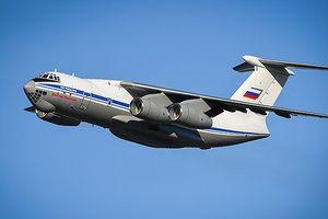 IL-76 - 'Ngựa thồ' hữu dụng nhất lịch sử không quân Nga