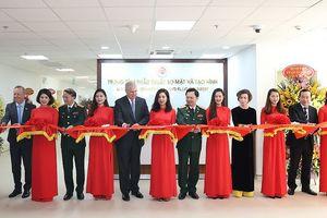 Bệnh viện 108 khai trương Trung tâm phẫu thuật sọ mặt và tạo hình