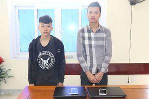 Ba tháng, hai thanh niên 10X thực hiện trót lọt 24 vụ trộm
