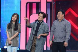 Lâm Vỹ Dạ diện trang phục 'già nua' trên sân khấu Bộ Ba Siêu Đẳng