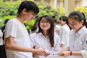 70% điểm trung bình các bài thi THPT quốc gia dùng để xét tốt nghiệp THPT