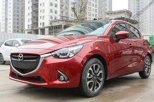 Đánh giá chi tiết Mazda 2 Sedan 2019 nhập khẩu Thái Lan giá từ 509 triệu đồng