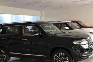 Săm soi 'Range Rover Trung Quốc' giá hơn 600 triệu đồng tại Việt Nam