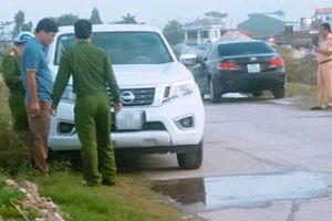 Nam Định: Thượng úy công an tử vong trong ô tô - Nghi chuẩn bị kỹ để tự tử