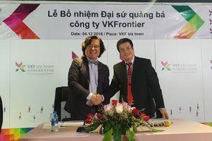 Diễn viên Lê Bá Anh trở thành Đại sứ của tình hữu nghị Việt Nam - Hàn Quốc
