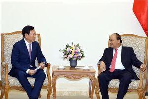 Thủ tướng đề nghị Lotte thành lập Quỹ khởi nghiệp cho thanh niên tại Việt Nam