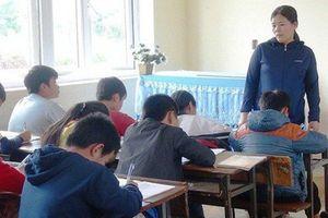 Lấy phiếu điều tra vụ cô giáo ép học sinh tát bạn 231 cái là vi phạm pháp luật