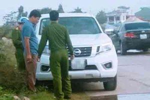 Thượng úy công an tử vong trong ô tô: Nghi chuẩn bị kỹ để tự tử