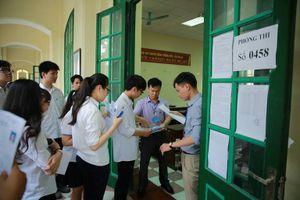 Thi THPT Quốc gia 2019: Giao trường đại học chấm thi trắc nghiệm
