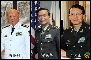 Rúng động tin Trung Quốc một ngày bắt giam 3 Thượng tướng