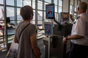 Mỹ lần đầu áp dụng hệ thống nhận diện khuôn mặt tại sân bay