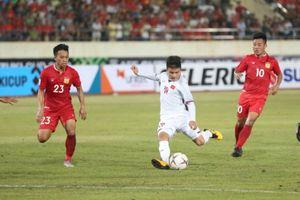 Xem lại 5 siêu phẩm đẹp mắt của ĐT Việt Nam tại vòng bảng AFF Cup 2018.