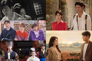 BXh diễn viên - phim Hàn 'hot' cuối tháng 11: 'Encounter' và 'Memories of the Alhambra' dẫn trước 'The Last Empress'