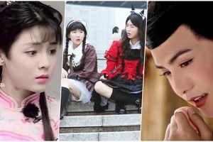 Khi các mỹ nam Hoa ngữ giả gái: Hầu Minh Hạo - Mã Thiên Vũ y hệt nữ nhi, TFBOYS gây cười vì duyên dáng