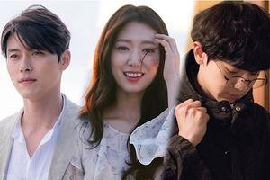 Ngắm 70 bức ảnh đẹp nao lòng của Hyun Bin, Park Shin Hye và Chanyeol (EXO) trong 'Memories of the Alhambra'