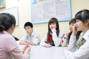 Trung tâm Phụ nữ và Phát triển thí điểm mô hình phòng tham vấn trong trường học