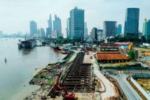 'Khoản nợ' nhà thầu tuyến metro số 1 TPHCM có nguy hại?