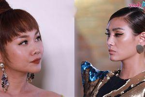 Tiết lộ lý do Võ Hoàng Yến quyết tâm loại bằng được thí sinh của 'đàn chị' Thanh Hằng tại The Face 2018
