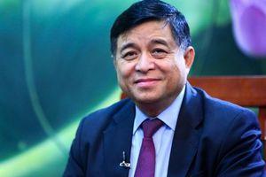Bộ trưởng Nguyễn Chí Dũng: 'Chính phủ sẽ tiếp tục chính sách phát triển kinh tế nhanh, bền vững'