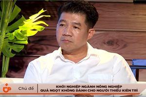 'Tỷ phú gà lạnh' Vũ Mạnh Hùng: Công nghệ 4.0 chính là lời giải cho ngành chăn nuôi Việt Nam