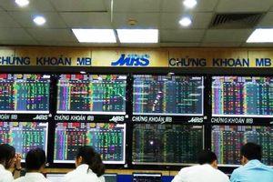 Thị trường ngập sắc xanh, VN - Index tăng 7,25 điểm