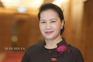 Chủ tịch Quốc hội Nguyễn Thị Kim Ngân thăm chính thức Đại Hàn Dân Quốc