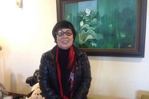 Đạo diễn Phạm Thị Thành: Sinh ra là để dành cho sân khấu