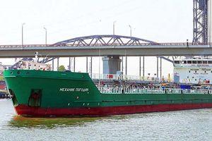 Tòa án Ukraine từ chối thả tàu chở dầu của Nga