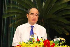Bí thư Nguyễn Thiện Nhân chỉ 6 sai phạm cần tránh, 'nếu không thì làm việc khác'