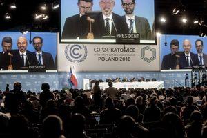 COP 24: Cơ hội biến cam kết thành hành động