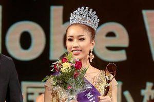 Người đẹp gốc Việt giành vương miện tại Miss Globe 2018