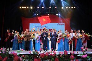 Dàn 'sao' hội tụ trong 'Vang mãi giai điệu Tổ quốc 2019'