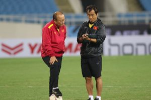 HLV Park Hang-seo không cử người xem Thái Lan đá với Malaysia