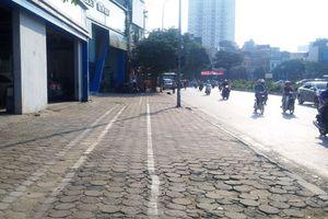 Phường Thịnh Quang ra quân xử lý vi phạm trật tự đô thị