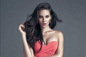 Nhan sắc nóng bỏng của mỹ nhân Philippines tại Hoa hậu Hoàn vũ